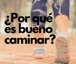 beneficios caminar